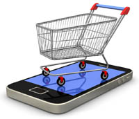 Application m-commerce