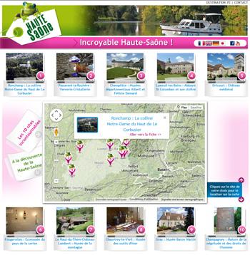Visiter la Haute-Saône