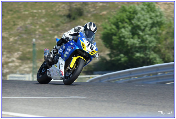 Championnat de France moto