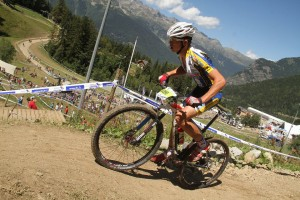 Coupe de France VTT à Oze