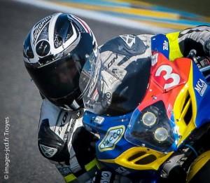 Romain Maitre au Mans