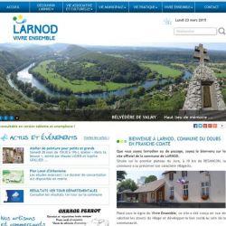Mairie de Larnod