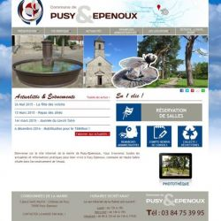 Mairie de Pusy & Epenoux